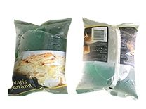 Vacuum Full Filling Pouch Packing Solution