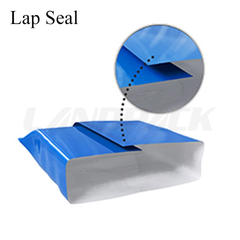 Finlap seal bag