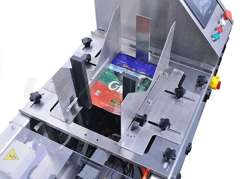 mini stand pouch packing machine