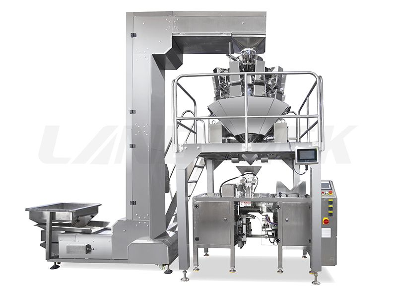 Low Cost Small Premade Pouch Fill And Seal Machine