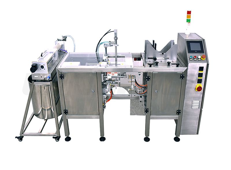 Automatic Liquid Mini Doypack Packaging Machine