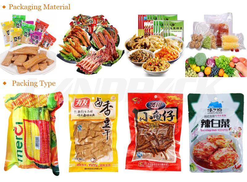 vacuum food packaging machine
