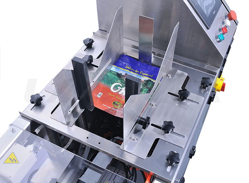 Powder Single Station Premade Pouch Fill And Seal Machine
