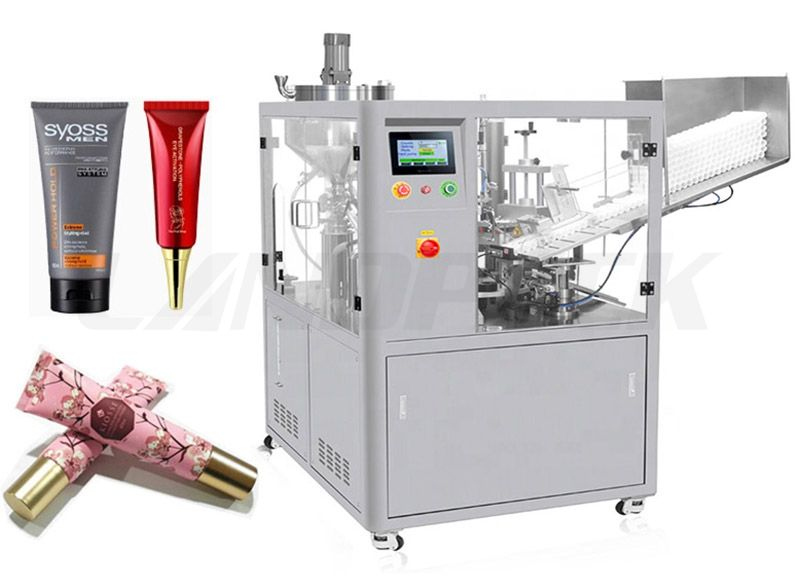 Automatic Filling Machine Ultrasonic Plastic Tube Sealing Machine.