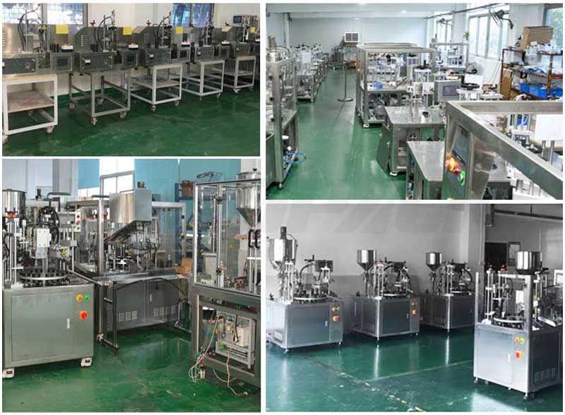 tube sealing machine ultrasonic
