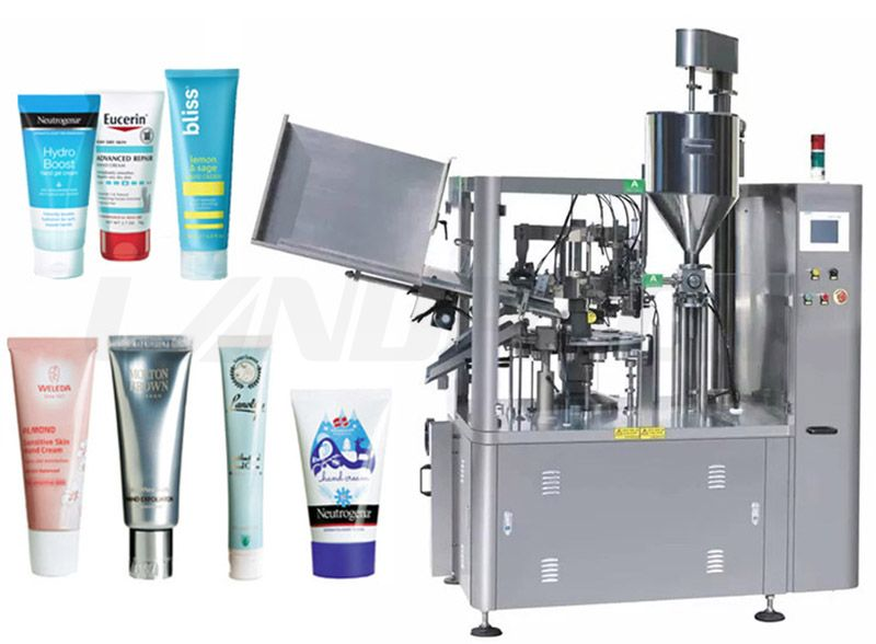 Automatic Tube Filling And Sealing Machine For Toothpaste/ Cosmetic/ Hand Cream etc