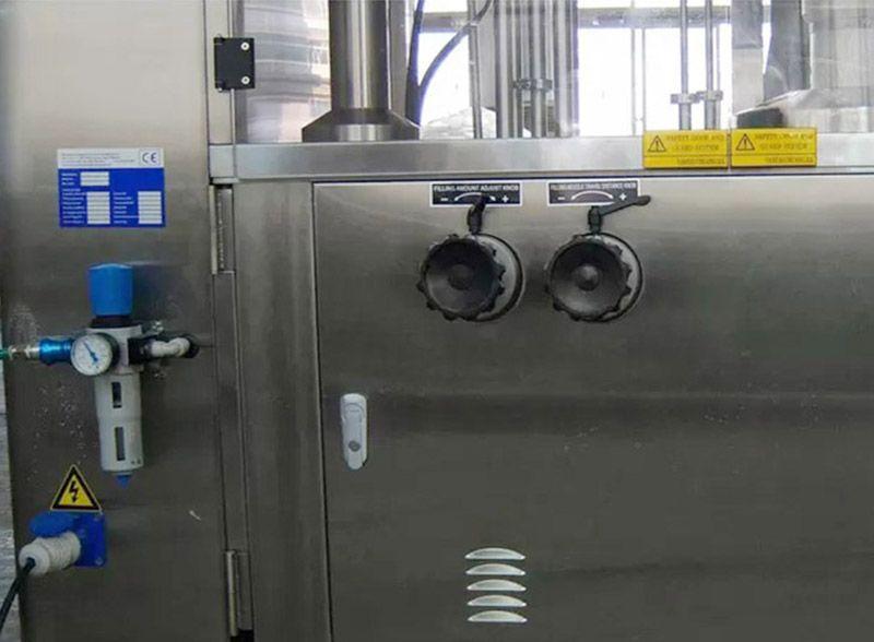 tube filling and sealing machine price