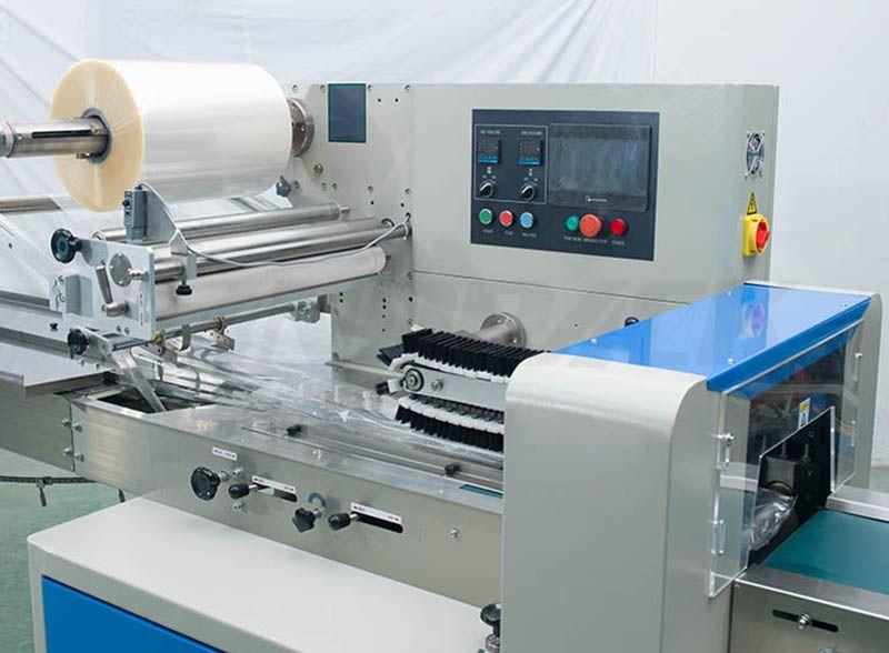 flow wrap machine price