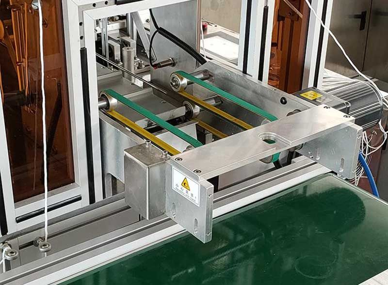 Ultra-High Speed Full Servo Surgical Face Masк Making Machine