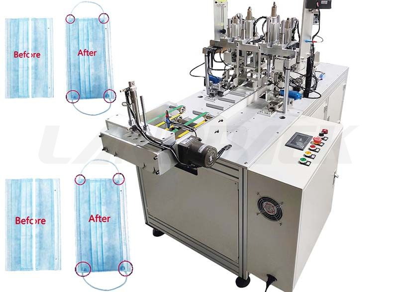 Ear-loop Welding Machine of Disposable Face Masк