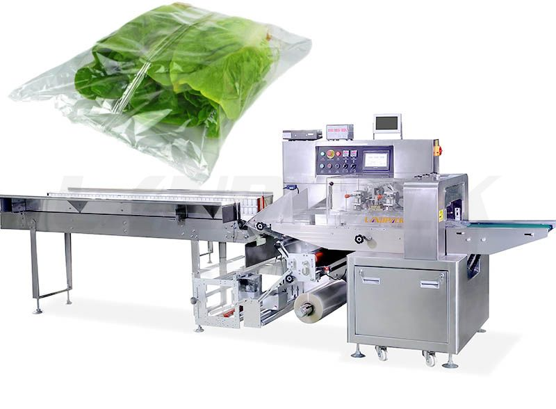 Automatic Vegetable Packing Machine LP-450X/ 600X/ 700X