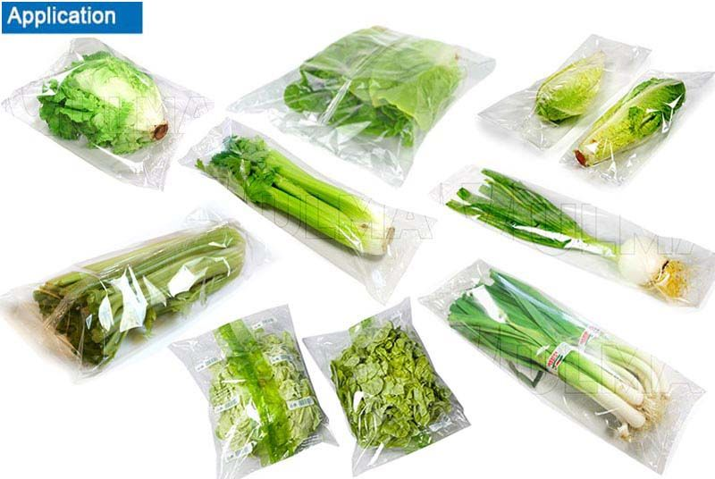 lettuce packing machine