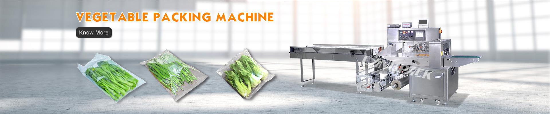Vegetable Packing Machine