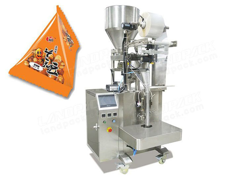 Automatic Pyramid Bag/ Triangle Bag Packaging Machine for Nuts, Peanut, Beans etc