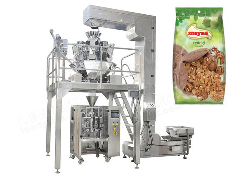 Full Automatic Granule Weighing And Packing Machine