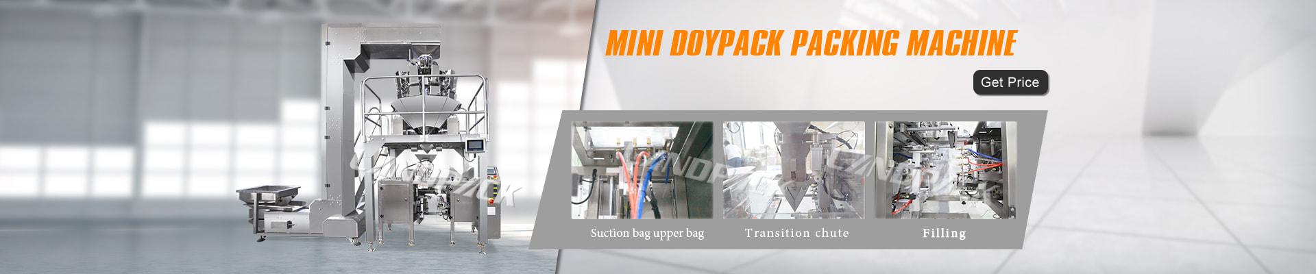 Mini Doypack Packing Machine