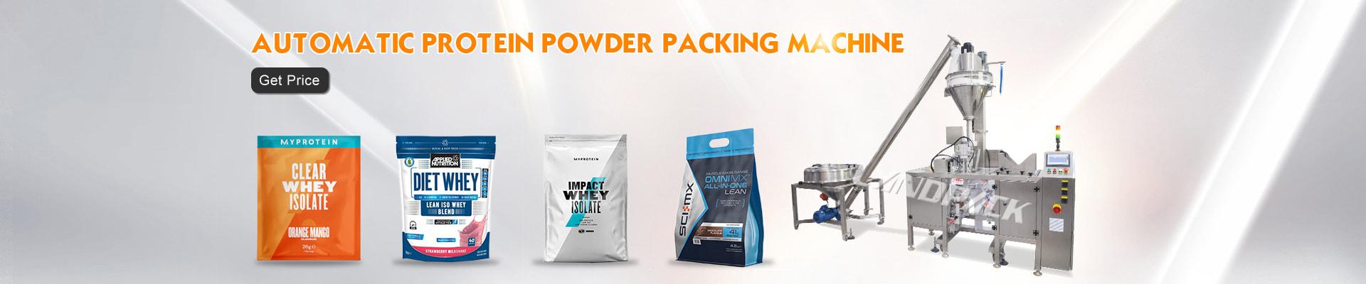 Protein Powder Packing Machine