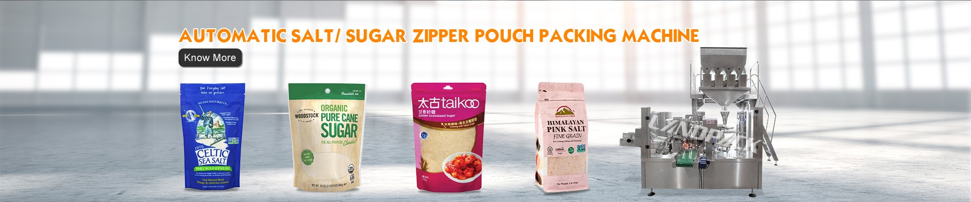 Sugar/Salt Packing Machine