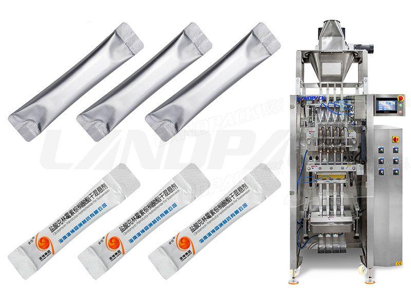 Automatic Multi Lane Powder Stick Packing Machine