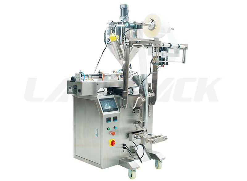 Automatic Liquid 3/4 Sealing Sachet Packaging Machine