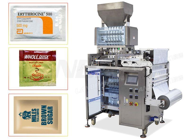 sugar sachet packing machine price