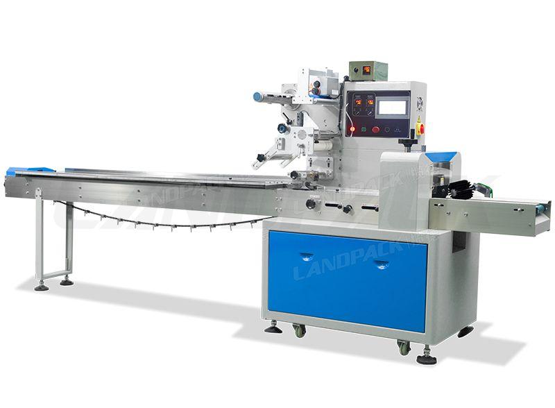 Automatic Horizontal Flow Wrap Machine