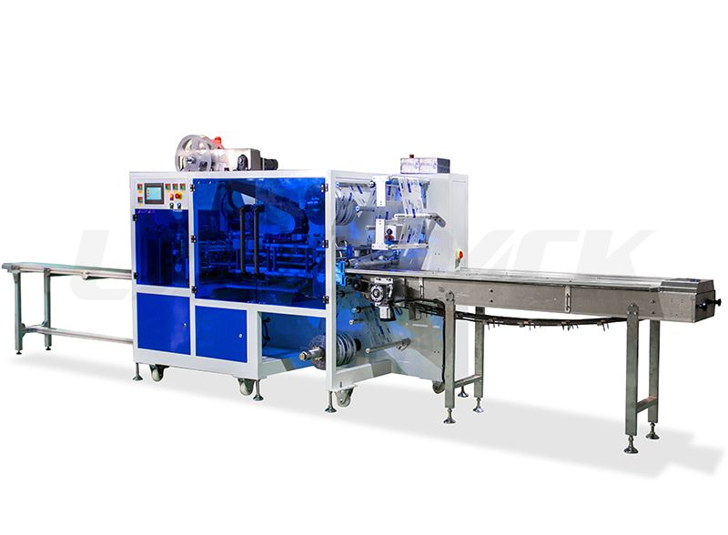 Automatic 4 Side Sealing Packing Machine