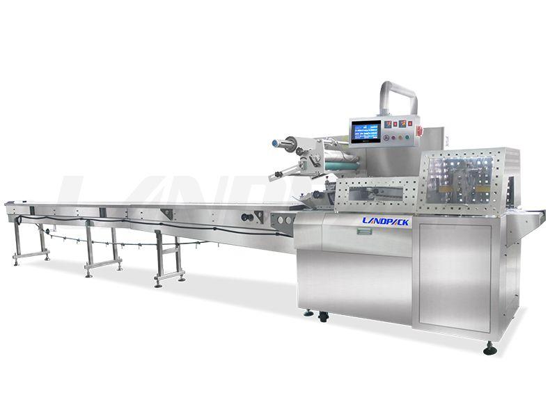 Automatic Recipocating Flow Packing Machine LP-450W/ LP-600W