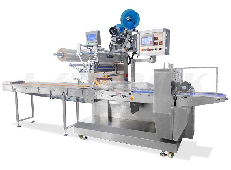 Automatic Bread Packing Machine (HFFS) LP-680B/ 800B