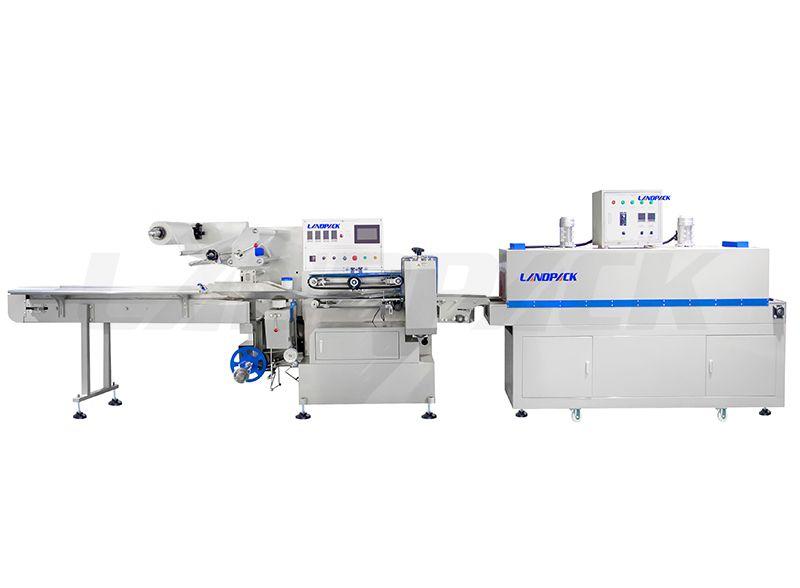 automatic shrink wrap machine